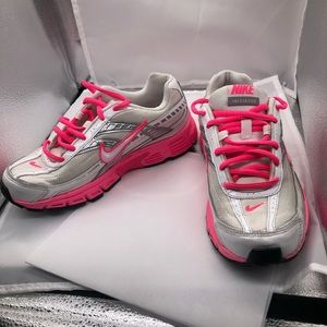 Nike Initiator Pink and White Sneakers
